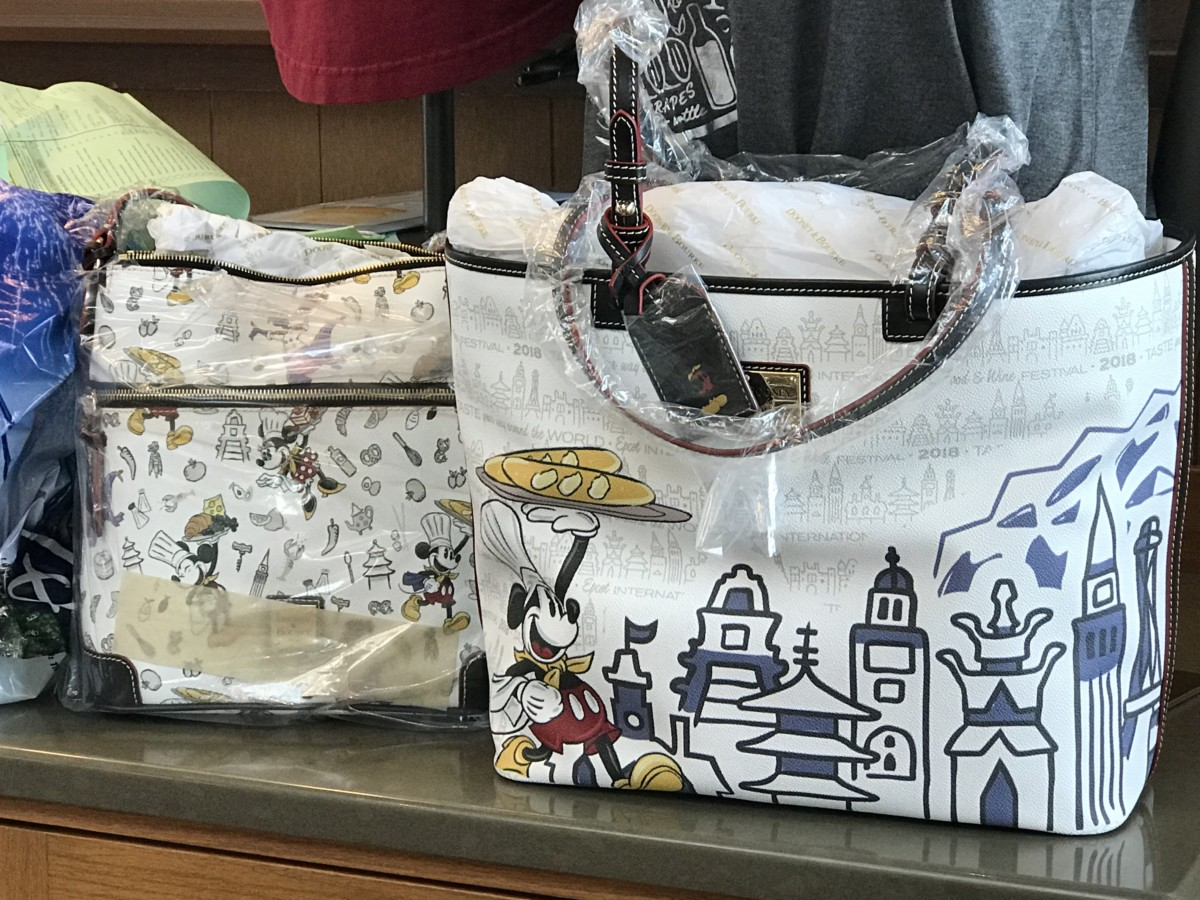 Magical New Merchandise at Epcot's Food and Wine Festival #tasteepcot 3