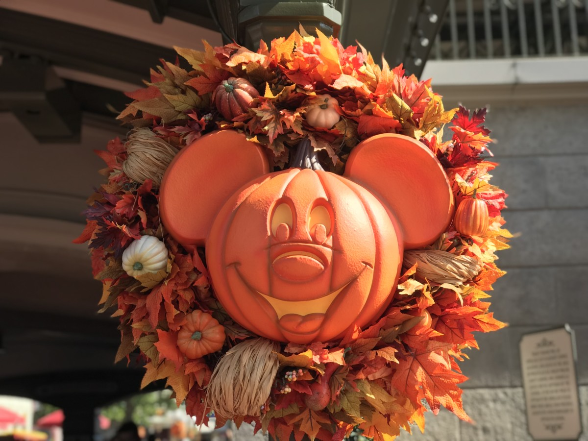 Halloween Has Arrived at the Magic Kingdom 4