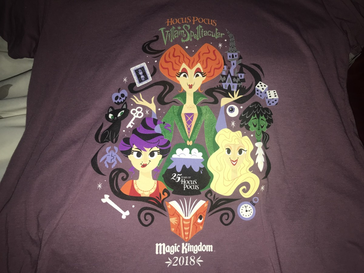 Celebrate 25 Years of Hocus Pocus With NEW Merchandise! #notsoscary 4