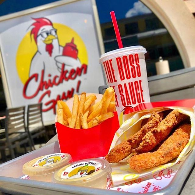 Chicken Guy's Grand Opening Celebration is Tomorrow August 30th, 2018 #ChickenGuy 1
