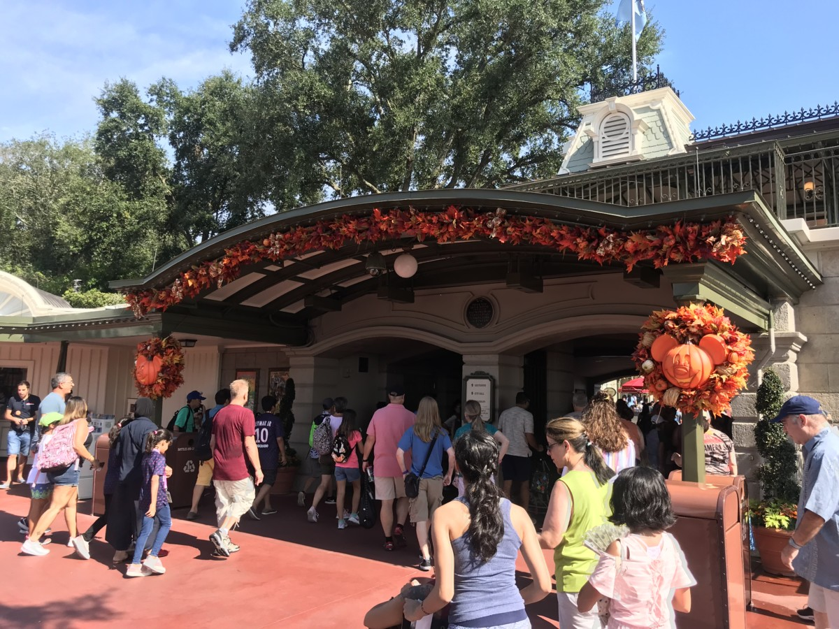 Halloween Has Arrived at the Magic Kingdom 3