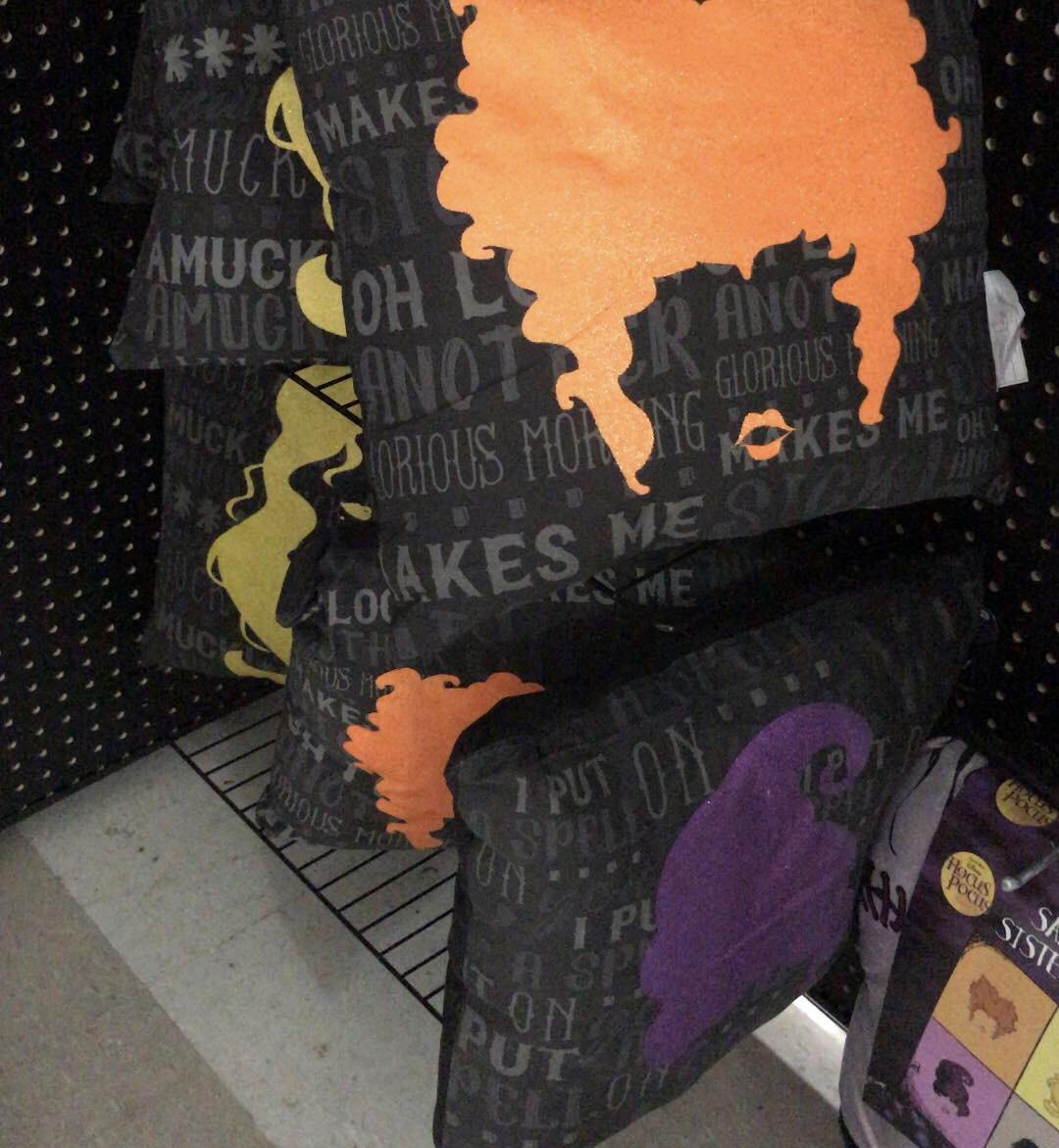 Run Amuck With Hocus Pocus Merchandise at Spirit Halloween 10