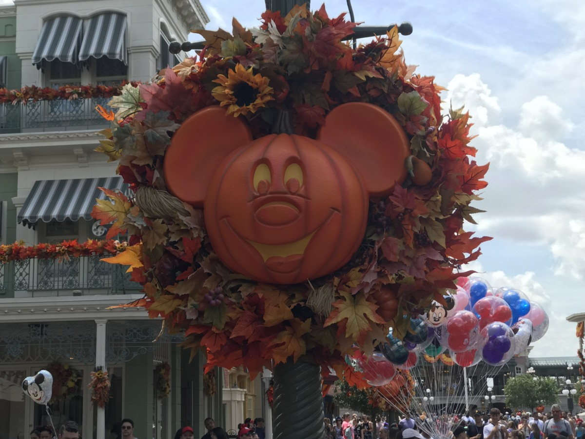 Halloween Has Arrived at the Magic Kingdom 1