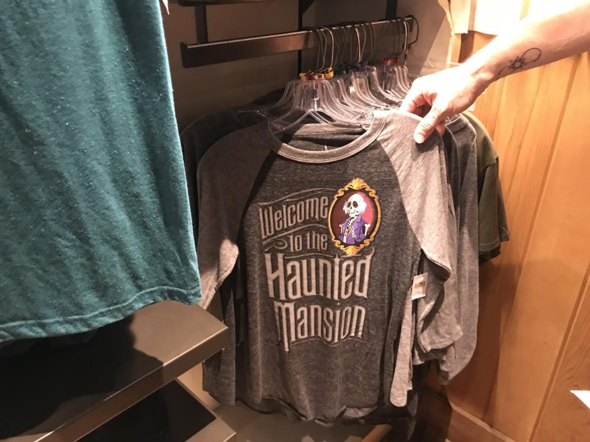 New Haunted Mansion Merchandise at Magic Kingdom 6