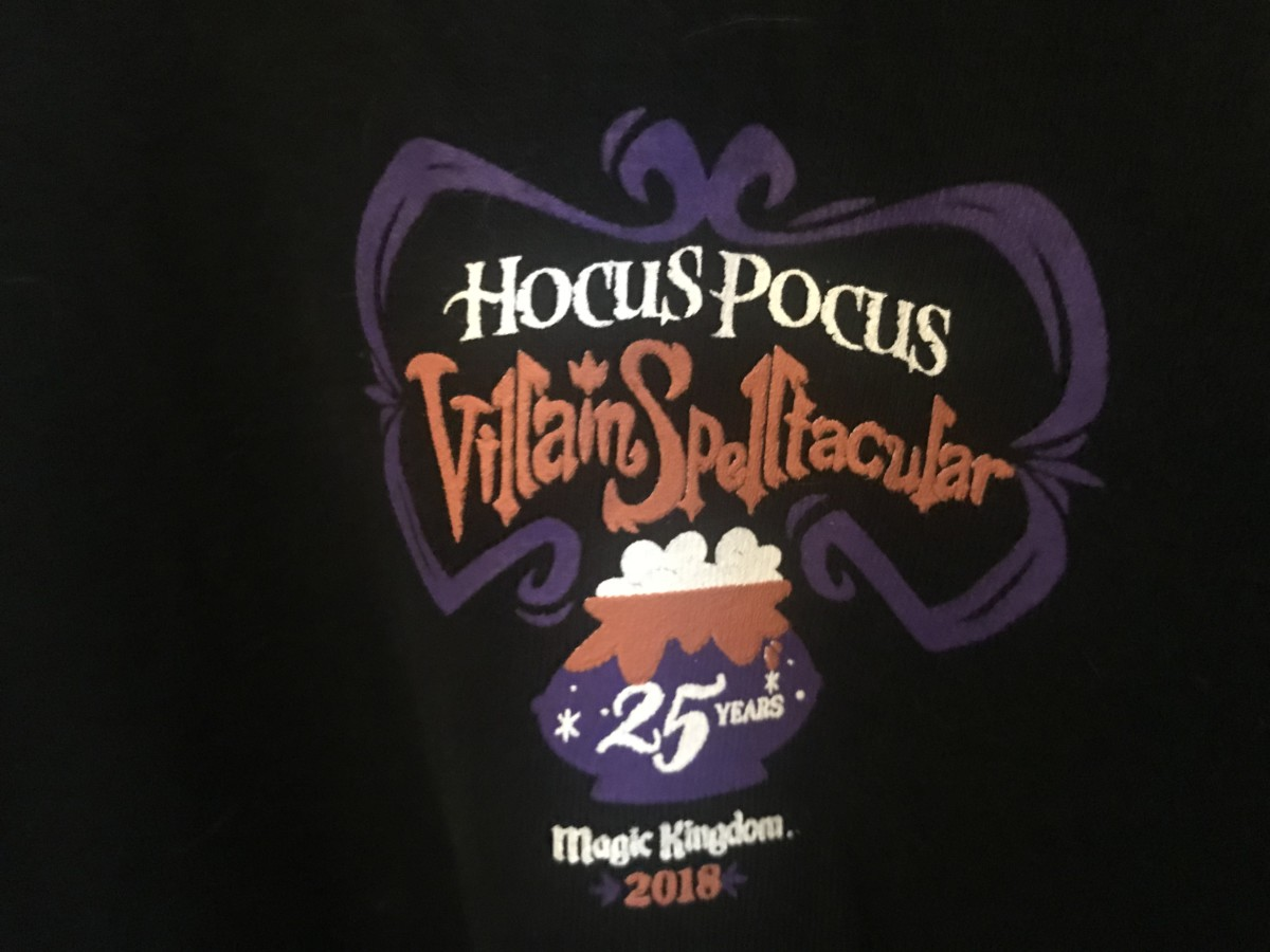 Celebrate 25 Years of Hocus Pocus With NEW Merchandise! #notsoscary 3