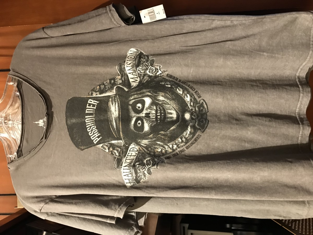 First Look! New Haunted Mansion Passholder Merchandise! 2