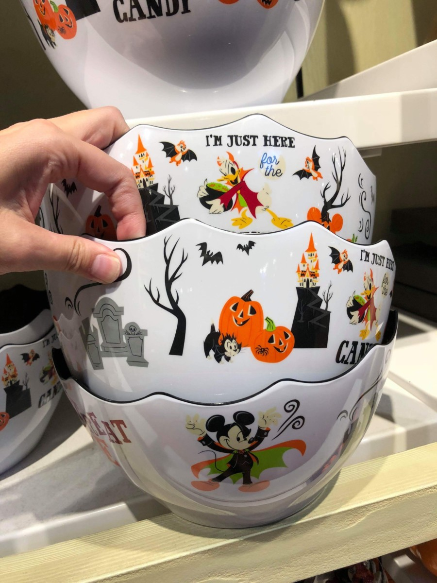 New Halloween Merchandise for the Home! #disneysprings 3