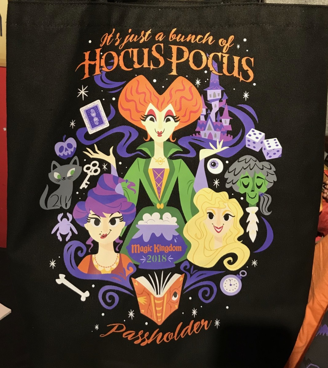 Run 'Amuck, Amuck, Amuck' with New Merchandise for Mickey's Not-So-Scary Halloween Party 2018 43