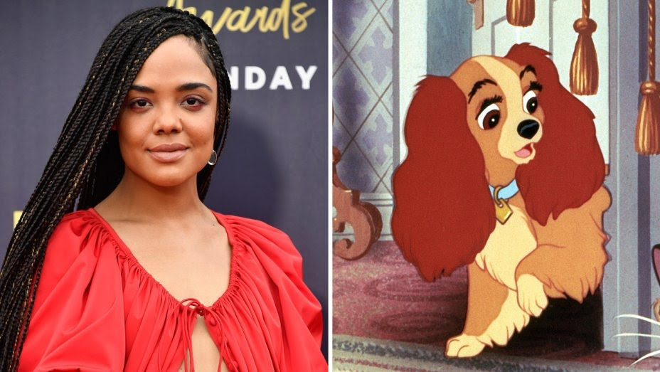 Lady and The Tramp Remake News 1