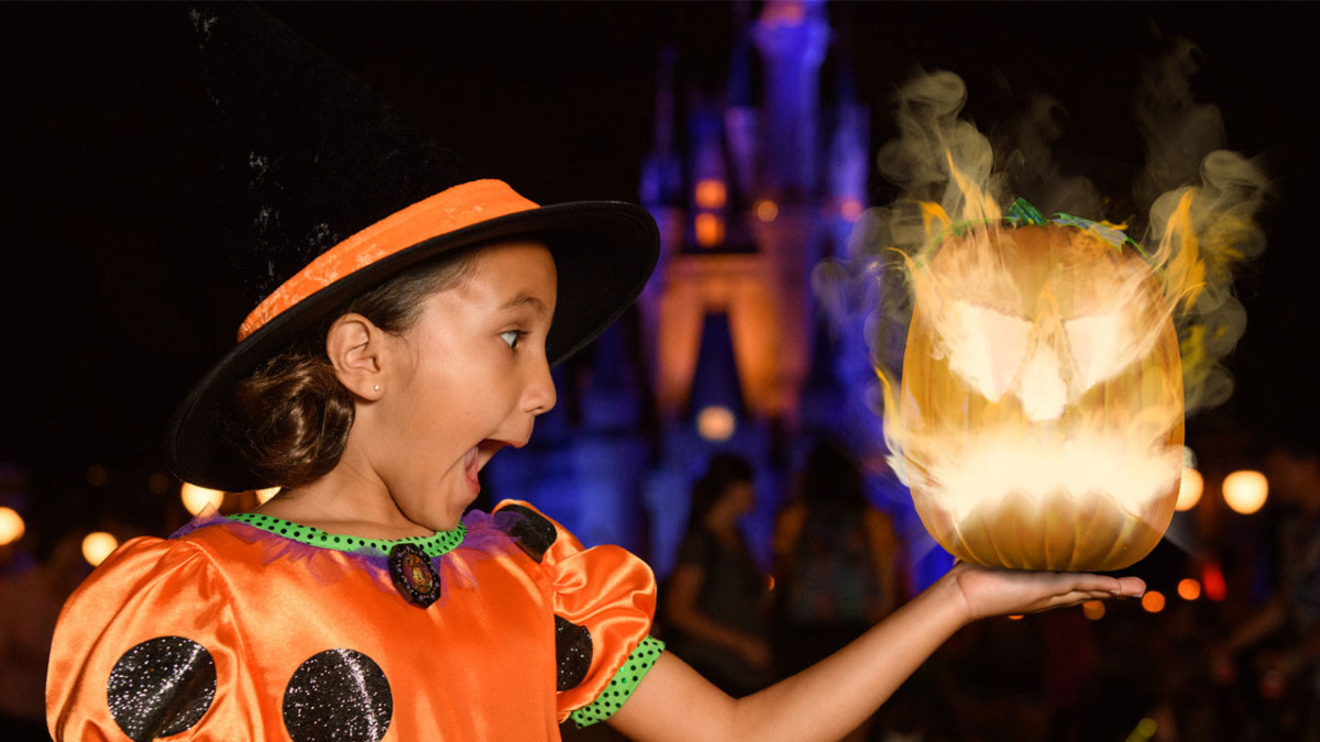Unearth Exclusive Photo Opportunities During Mickey's Not-So-Scary Halloween Party 1