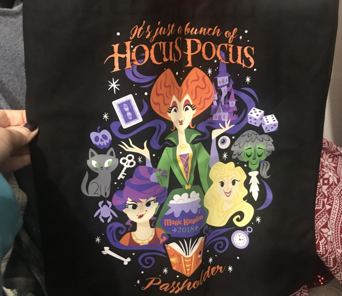 Celebrate 25 Years of Hocus Pocus With NEW Merchandise! #notsoscary 6