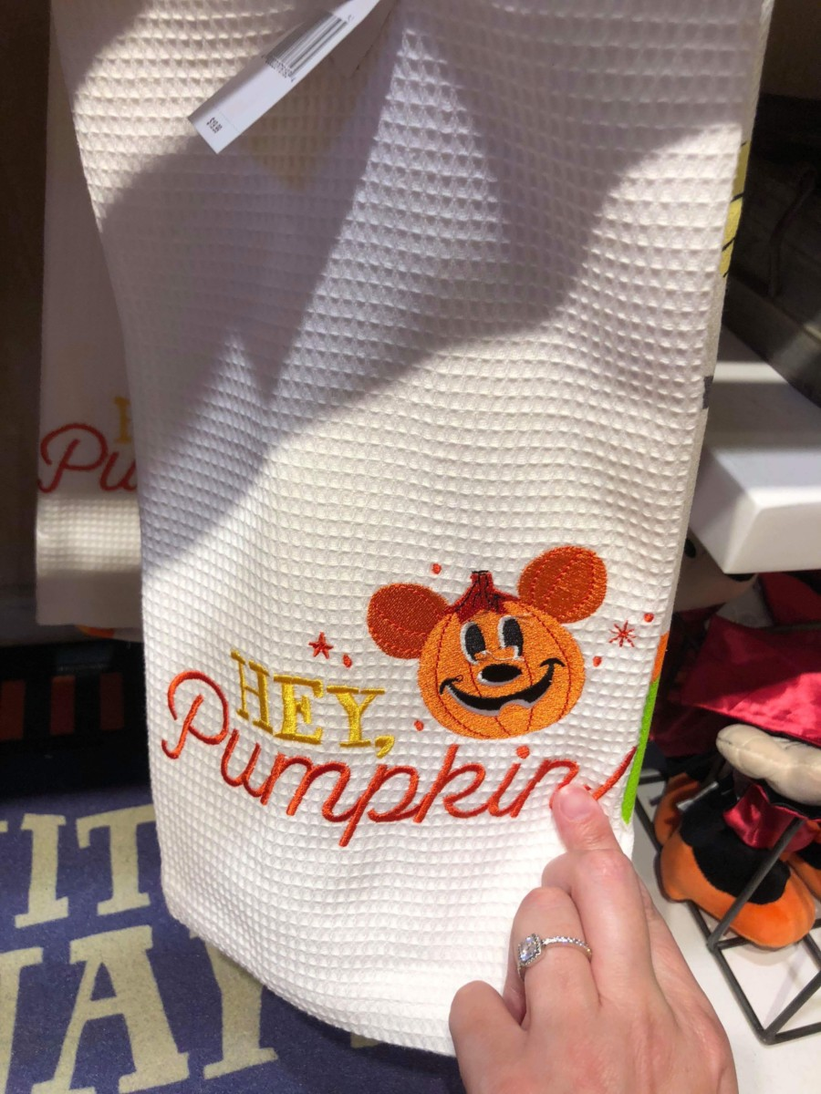 New Halloween Merchandise for the Home! #disneysprings 6