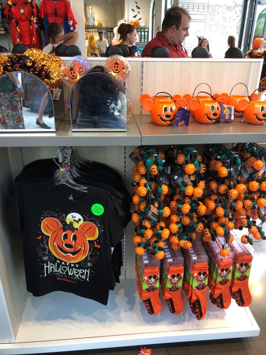 New Halloween Merchandise is Here! #disneysprings 4