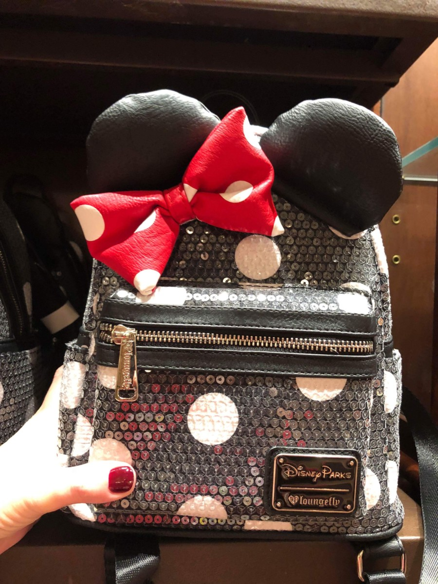 Merchandise Monday! Disney Loungefly Backpacks & Wallets 1