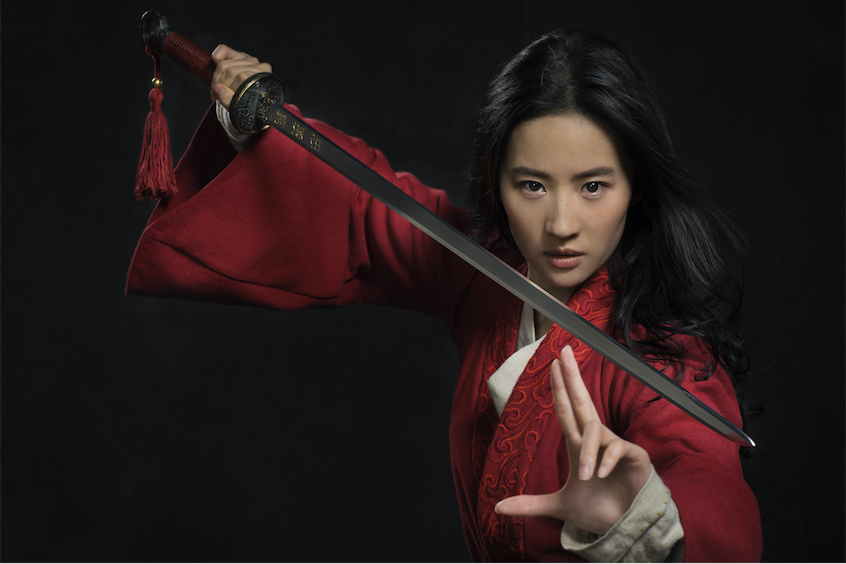 "Production on the Live Action ""Mulan"" has Begun 1"