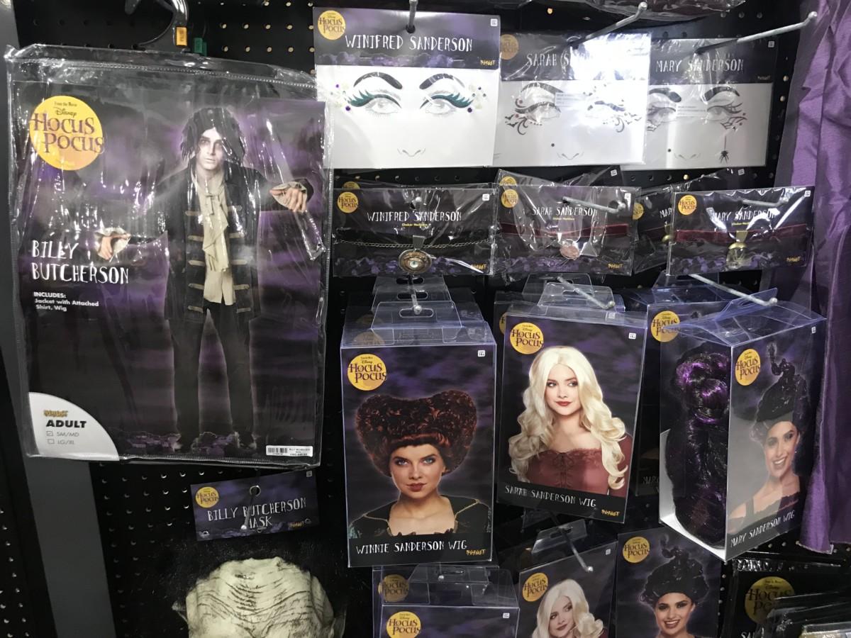 Run Amuck With Hocus Pocus Merchandise at Spirit Halloween 4