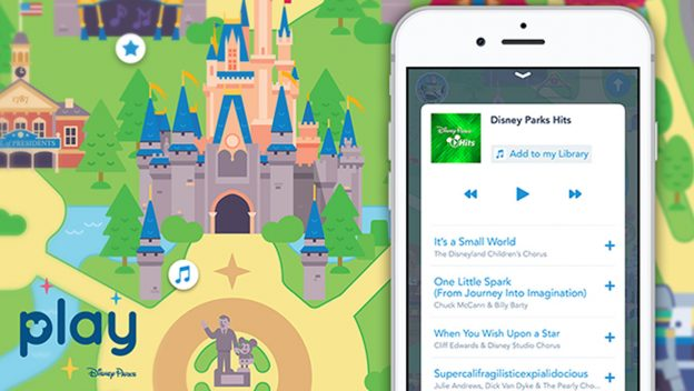 Spotlight: Celebrate the Songs of Disney with Play Disney Parks App 1