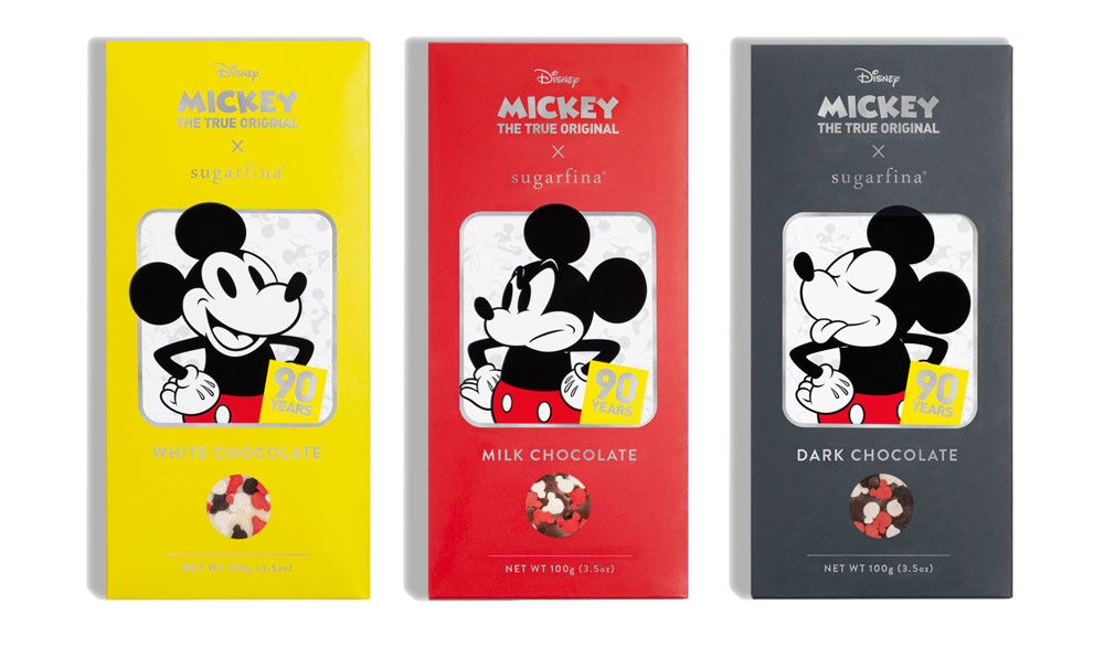Sugarfina and Ample Hills Creamery Add a Sweet Surprise for Mickey's 90th 3