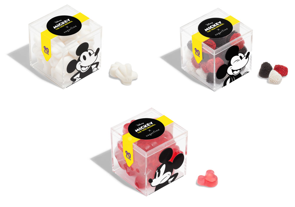 Sugarfina and Ample Hills Creamery Add a Sweet Surprise for Mickey's 90th 2