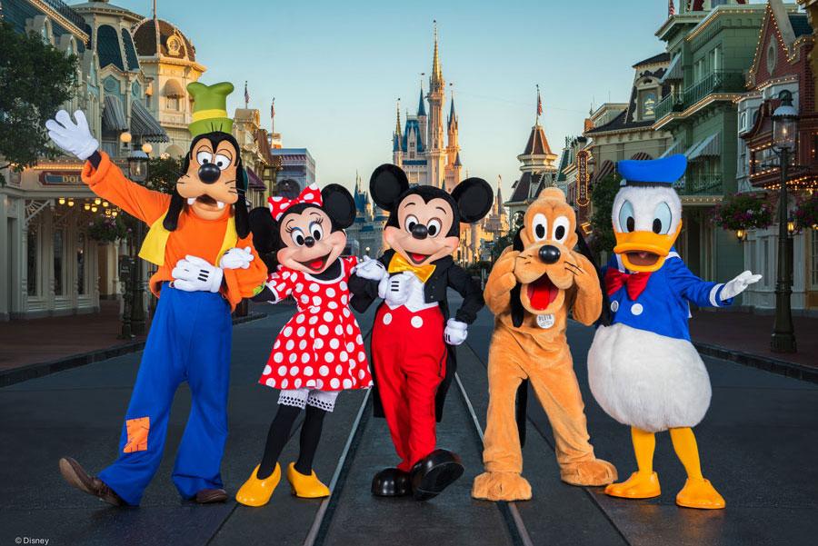 Celebrate Mickey's 90th Birthday on ABC this November 1