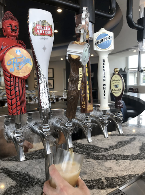 Drafts Available at Paddlefish at Disney Springs