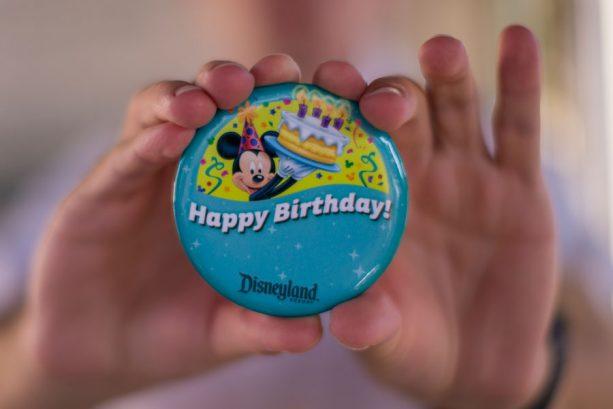 Five Magical Ways to Celebrate Birthdays at the Disneyland Resort 2