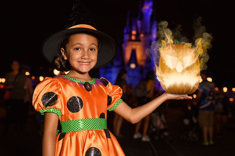 Unearth Exclusive Photo Opportunities During Mickey's Not-So-Scary Halloween Party 2