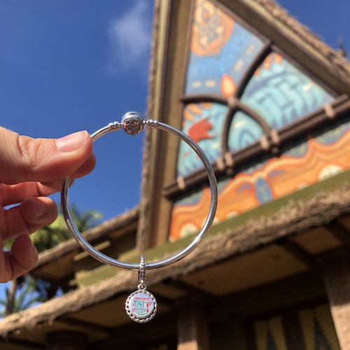 Enchanted Tiki Room PANDORA Charm
