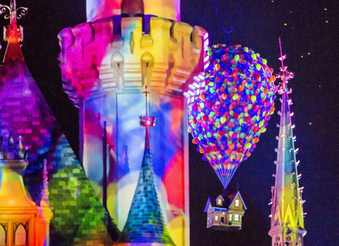 Last Chance to Enjoy 'Together Forever – A Pixar Nighttime Spectacular' for Pixar Fest at Disneyland Resort 1