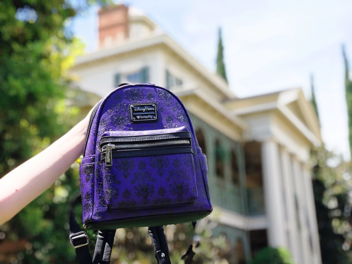 New Disney Loungefly Backpacks Are Made for Disney Parks Fans 2
