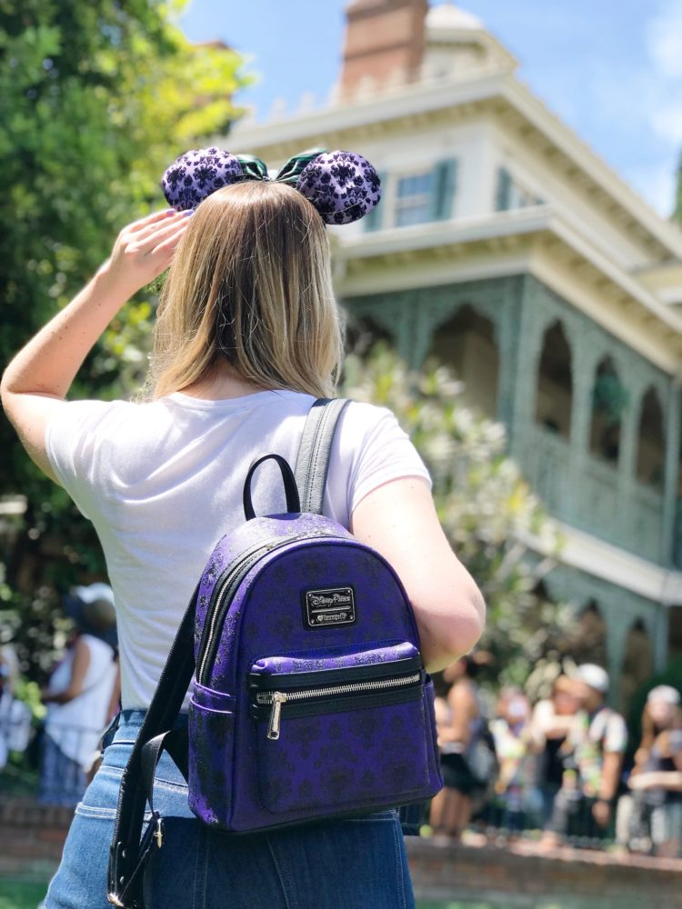 New Disney Loungefly Backpacks Are Made for Disney Parks Fans 15