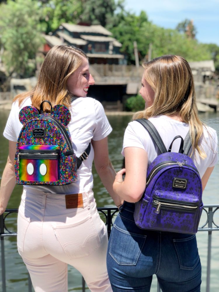 New Disney Loungefly Backpacks Are Made for Disney Parks Fans 4