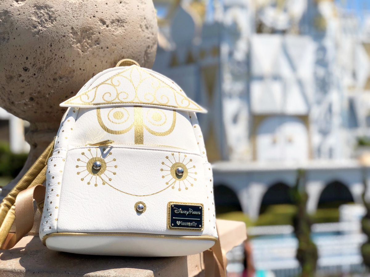 New Disney Loungefly Backpacks Are Made for Disney Parks Fans 5