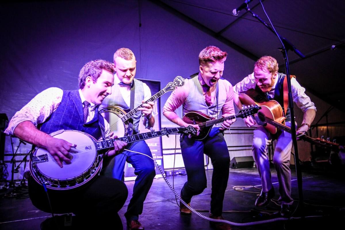 7th Annual 'Great Irish Hooley' Music Festival Rocks Labor Day Weekend at Raglan Road Irish Pub & Restaurant in Disney Springs 2