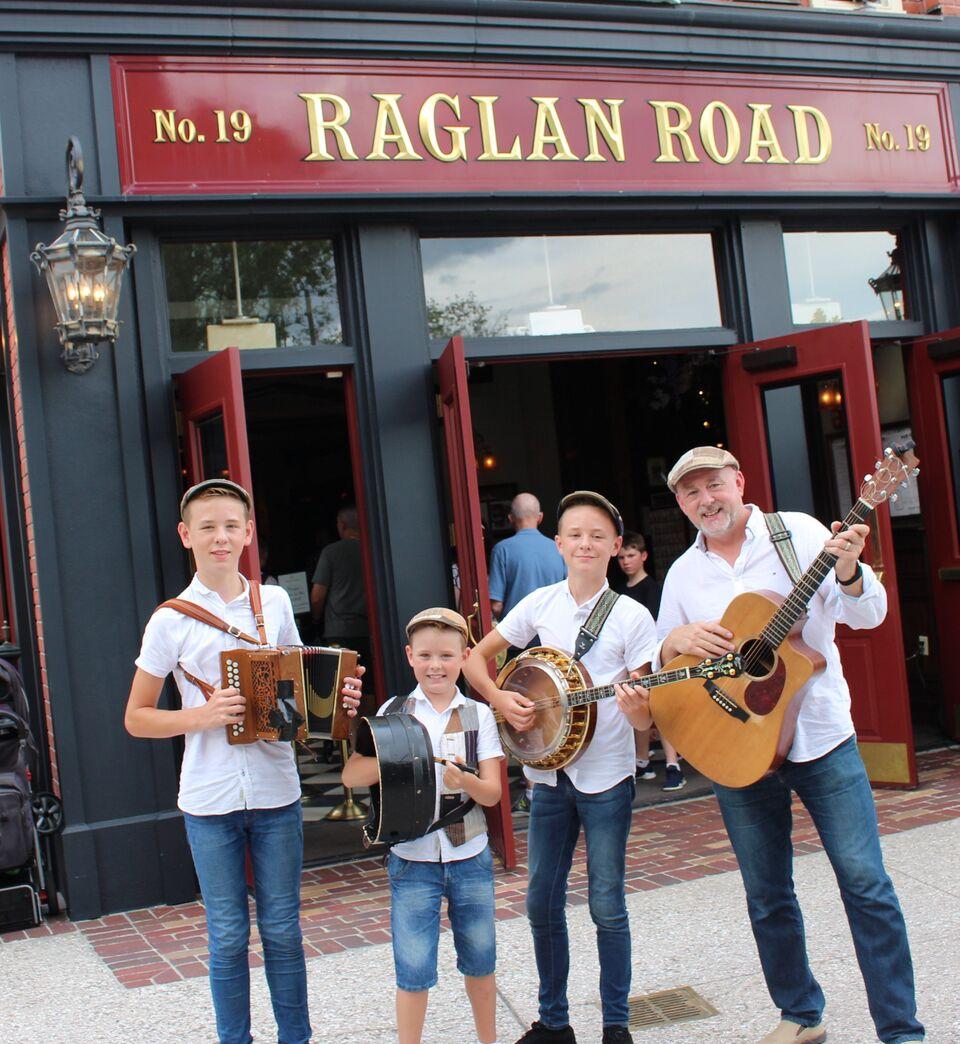 7th Annual 'Great Irish Hooley' Music Festival Rocks Labor Day Weekend at Raglan Road Irish Pub & Restaurant in Disney Springs 4