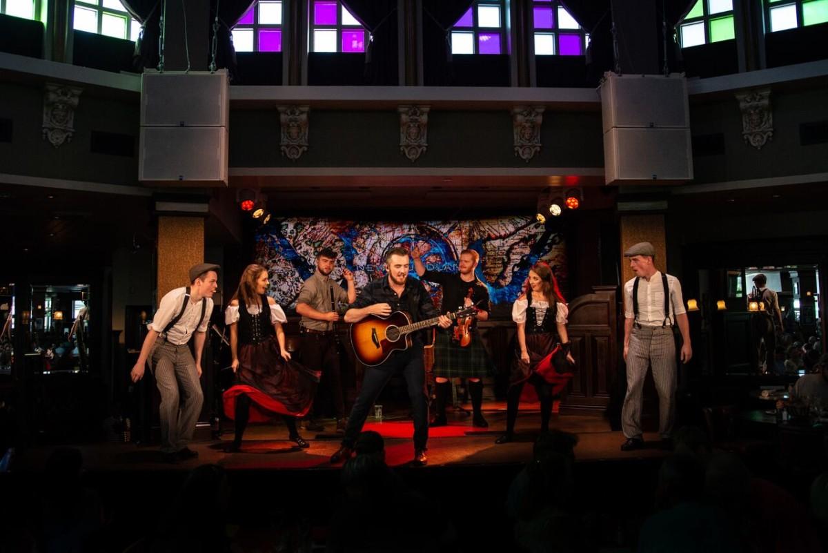 7th Annual 'Great Irish Hooley' Music Festival Rocks Labor Day Weekend at Raglan Road Irish Pub & Restaurant in Disney Springs 5