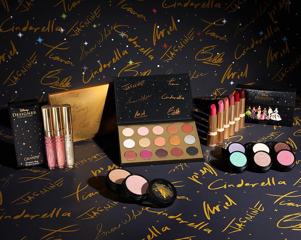 NEW Disney Designer Cosmetics from ColourPop! 1