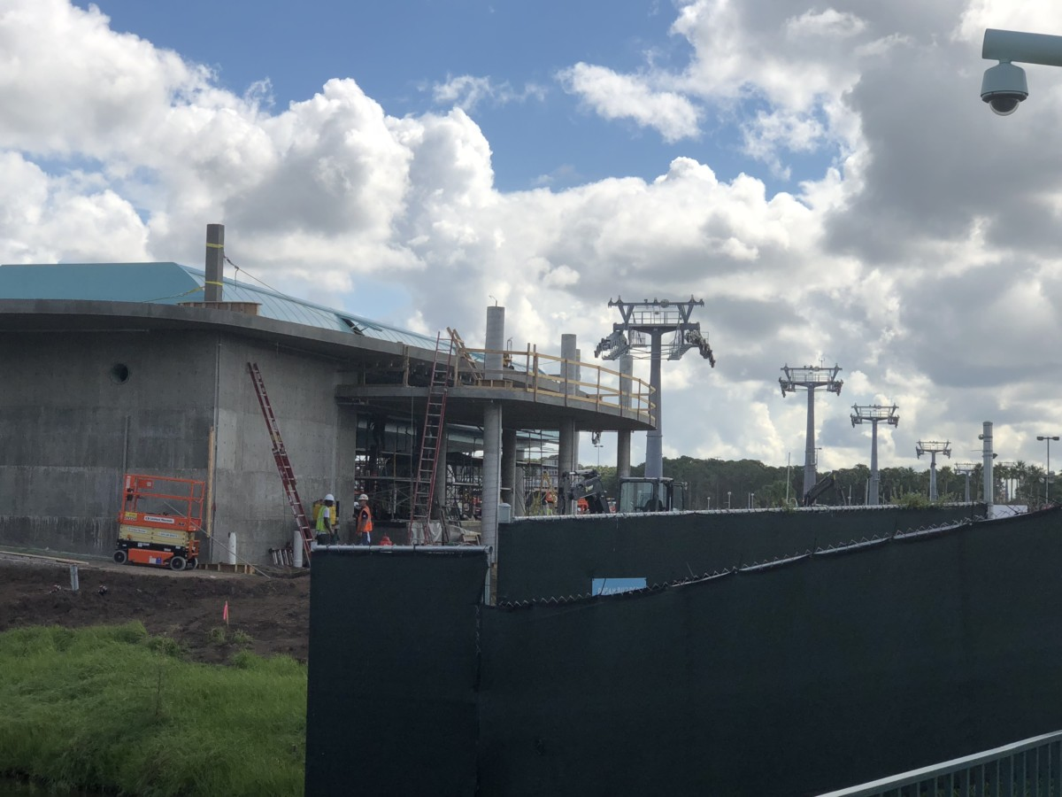 Construction Update for Hollywood Studios- Pics and Video 6