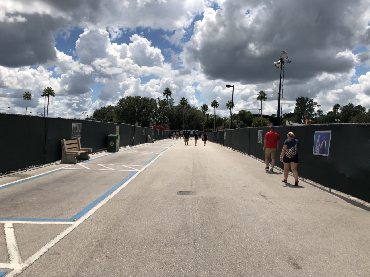 Construction Update for Hollywood Studios- Pics and Video 9