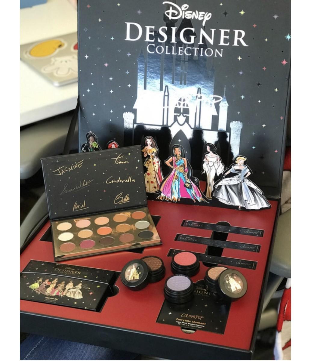 NEW Disney Designer Cosmetics from ColourPop! 3
