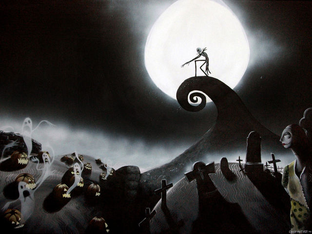 13 Fun Facts About The Nightmare Before Christmas 18