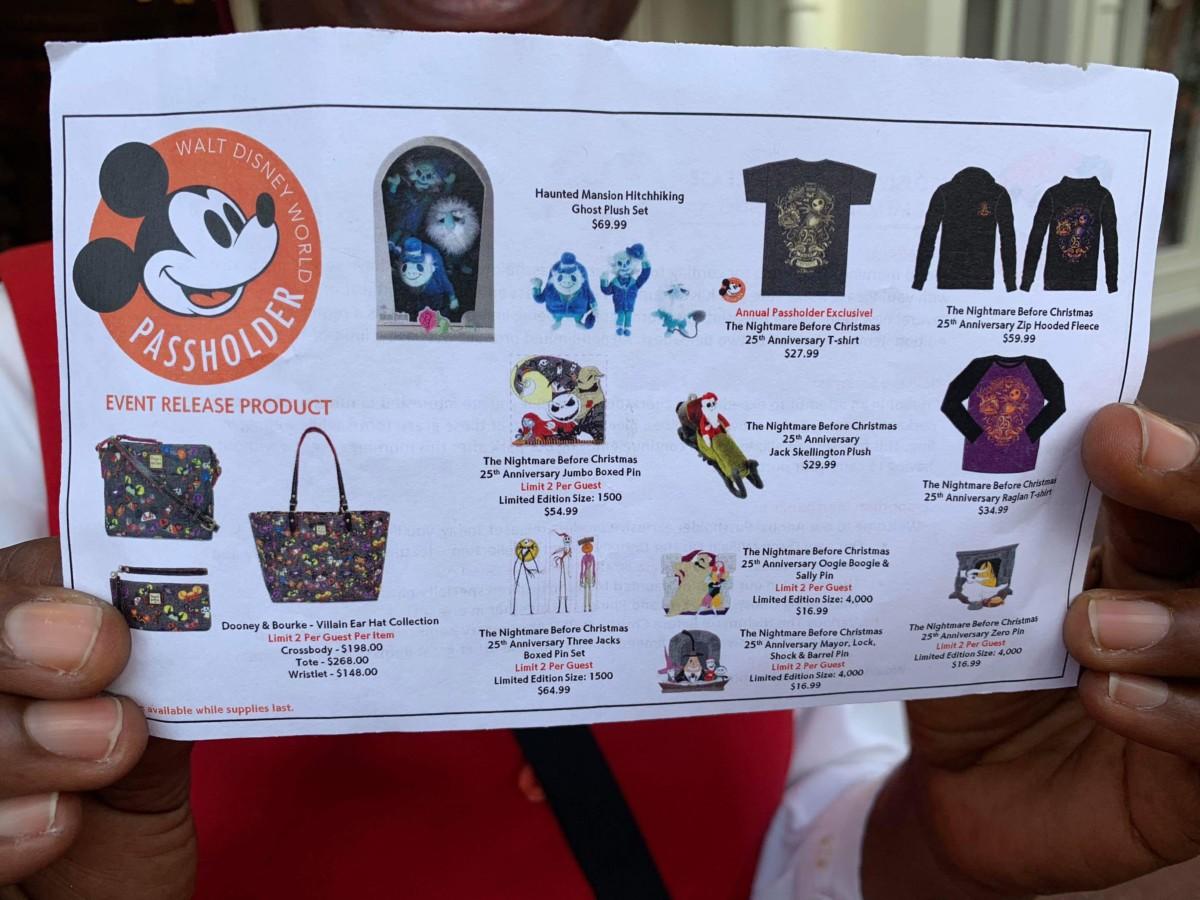Photos from the V.I.Passholder Pop Up Shopping Event Today #magickingdom 2