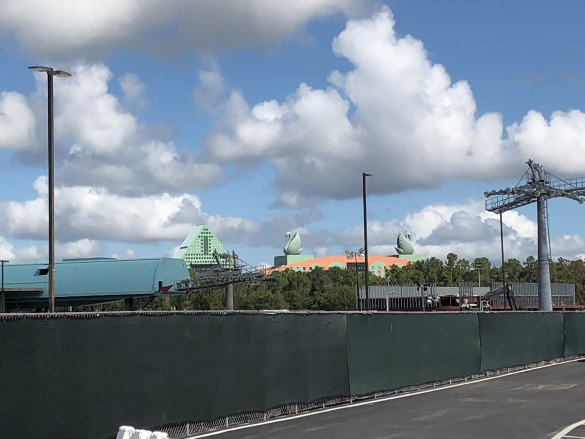 Construction Update for Hollywood Studios- Pics and Video 4