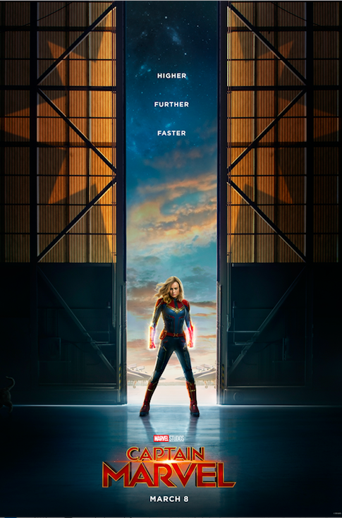New Captain Marvel Poster and Trailer! 6