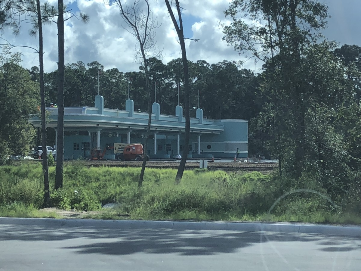 Construction Update for Hollywood Studios- Pics and Video 3