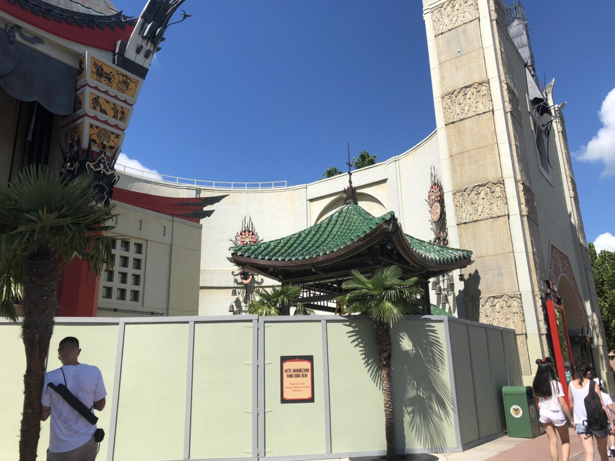 Construction Update for Hollywood Studios- Pics and Video 8