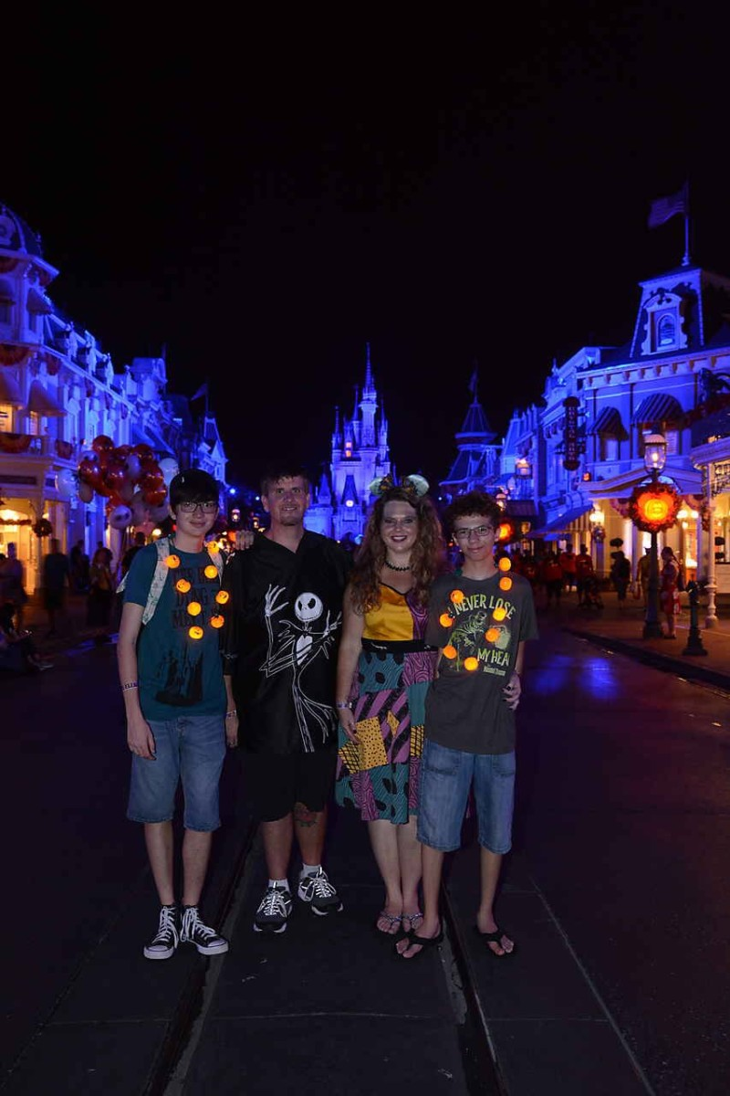 TMSM's Adventures in Florida Living ~ Halloween Time Plus Food and Wine! 4