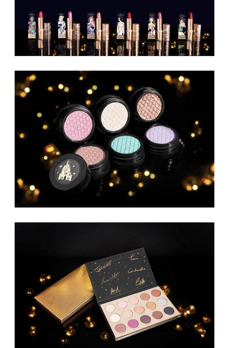 NEW Disney Designer Cosmetics from ColourPop! 2
