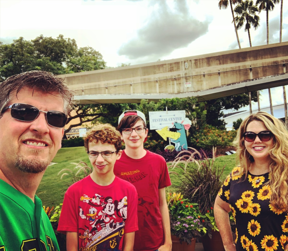 TMSM's Adventures in Florida Living ~ Epcot and More! 2