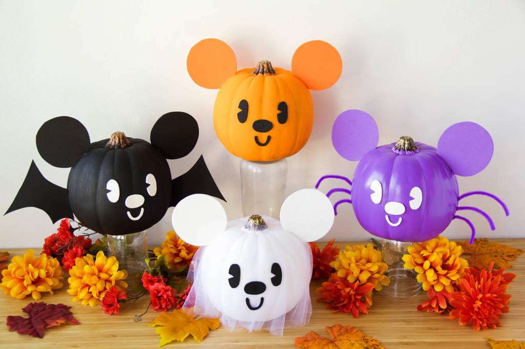 Disney Halloween Pumpkin Craft Ideas 5